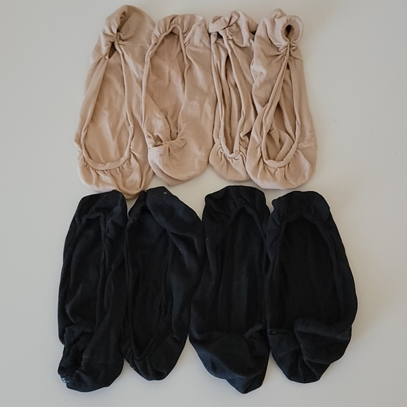 A New Day No Show Sheer Slip On Socks (4)